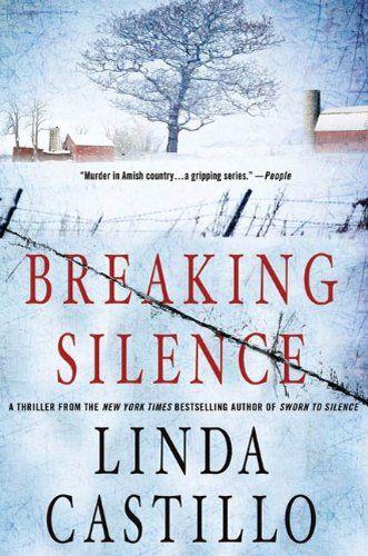 Breaking Silence (Kate Burkholder Book 3) by Linda Castillo http://smile.amazon.com/dp/B004TLH3C4/ref=cm_sw_r_pi_dp_s.1Evb09M1N07