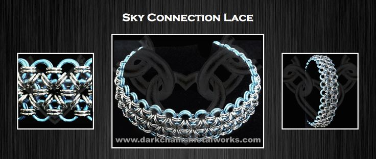 Sky Connection Lace
