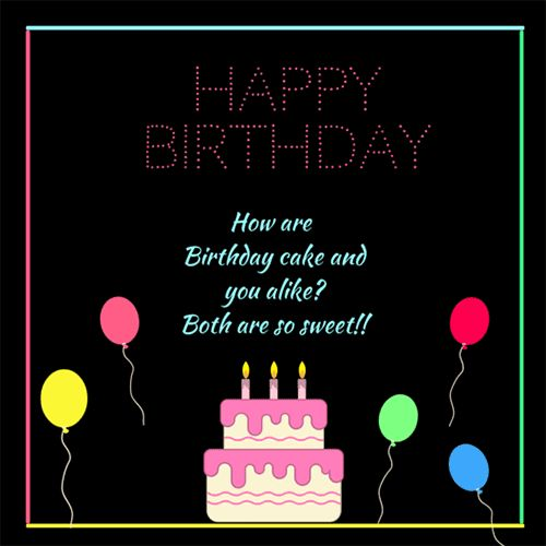 41 best birthday wishes images on pinterest birthdays birthday send this fun birthday message and wish a very amazing happy birthday free online how are birthday cake and you alike ecards on birthday m4hsunfo