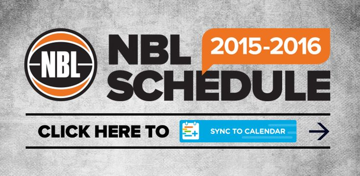 NBL - The National Basketball League -