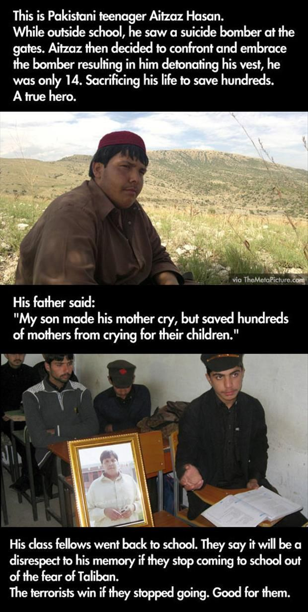 6 true stories that will restore your faith in humanity - 540×1074