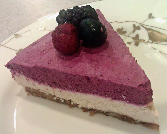 healthy-berry-cheesecake: Cakes Interesting, Healthy Berry Cheesecake, Recipes Healthy, Healthy Recipes, Cakes Healthy, Berries Cheesecake, Cheese Cakes, Classic Cheesecake