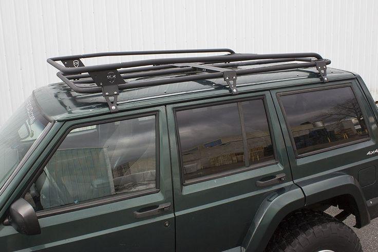 JcrOffroad Prerunner Roof Rack | Jeep Cherokee XJ (84-01) - JcrOffroad
