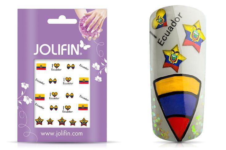 Nägel Design WM Ecuador