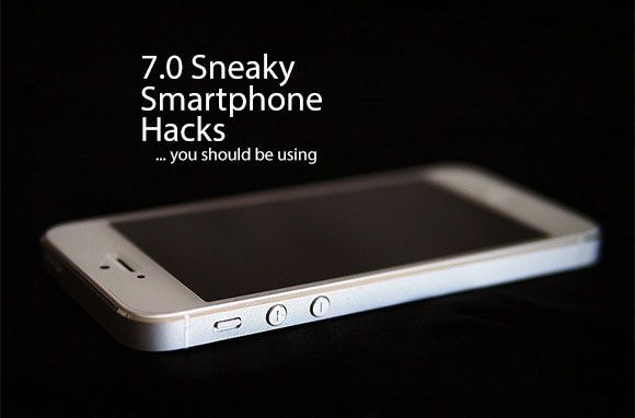 Smartphone hacks that you should be using when you travel.