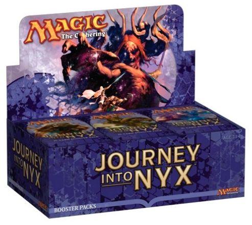 Magic Journey Into Nyx Display kun 898! fra Gamezone. Om denne nettbutikken: http://nettbutikknytt.no/gamezone-no/
