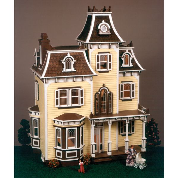 433 best Doll Houses images on Pinterest | Dollhouses, Miniature houses and  Dollhouse miniatures