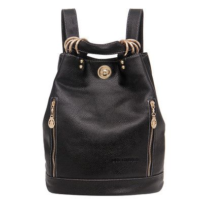 100% Genuine Leather Grils' Backpack University Student Bag Second Layer of Cowhide Backpack Lady Bucket Bags Shoulder Bag D134