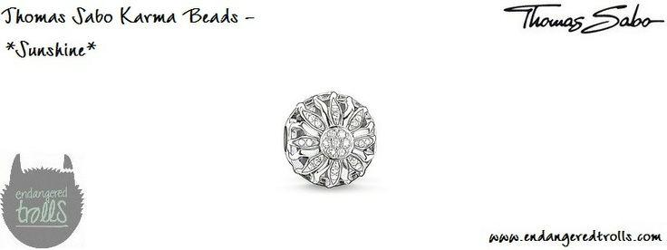 Thomas Sabo Karma Beads Sunshine (silver)