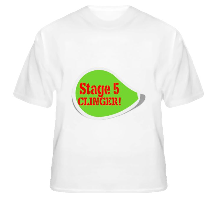 Stage 5 Clinger - Wedding Crashers inspired T Shirt
