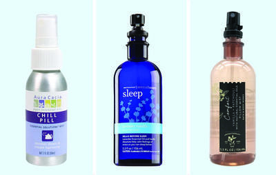 ​Sleep More Soundly With These Top-Rated Aromatherapy Pillow Mists  https://www.prevention.com/health/aromatherapy-pillow-mists-for-better-sleep?utm_campaign=Today