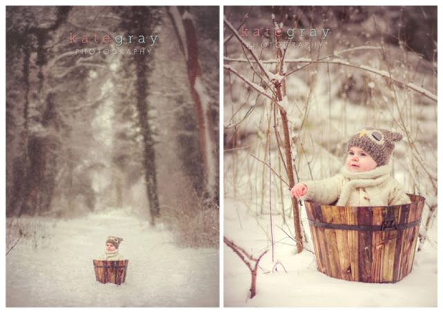 Baby Photo Cute Baby Photo Shoot Ideas Outdoor Winter