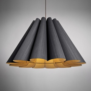 Lora 80 Pendant Ebony Ash, $749, now featured on Fab.