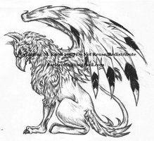 Gryphon tattoo ideas