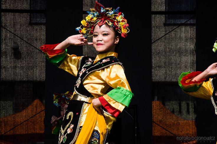 Koncerty zespołów folklorystycznych na Dniach Bytomia 2014 | fot. Natalia Bojanowicz