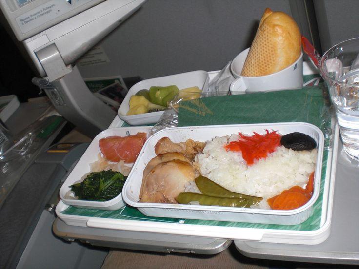 Alitalia - Colazione ipocalorica