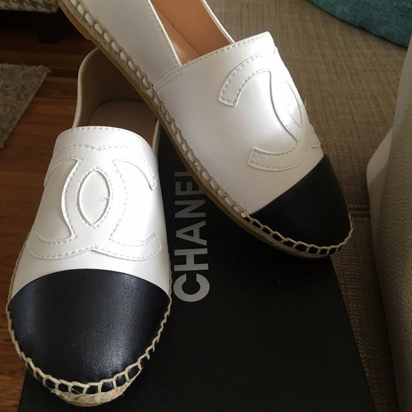 Chanel espadrilles Price reflects authenticity CHANEL Shoes Espadrilles
