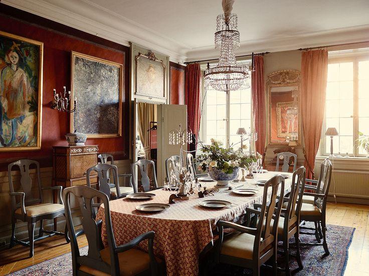 Magnifikt residens intill Kungliga slottet | Wrede
