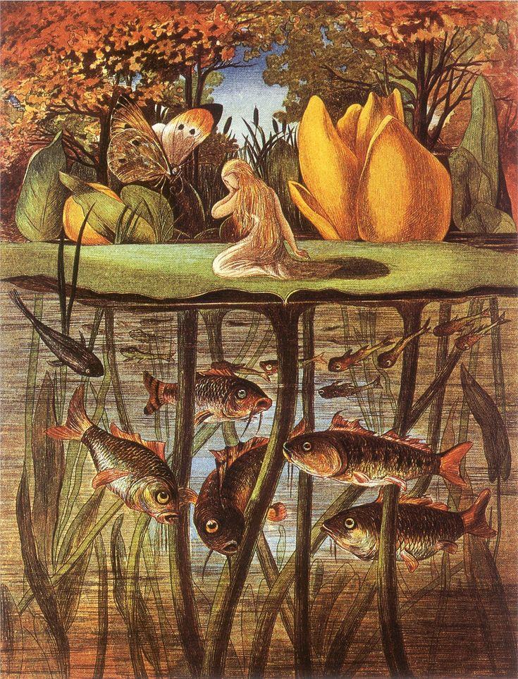 https://flic.kr/p/7kvaP3 | by Eleanor Vere Boyle | from Fairy Tales by H.-C. Andersen