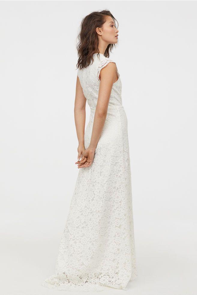 H M Wedding Dresses 52 Off Dktotal Dk