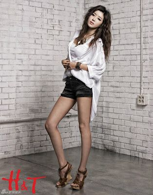 Park Han Byul - H&T Photoshoot | Beautiful Korean Artists