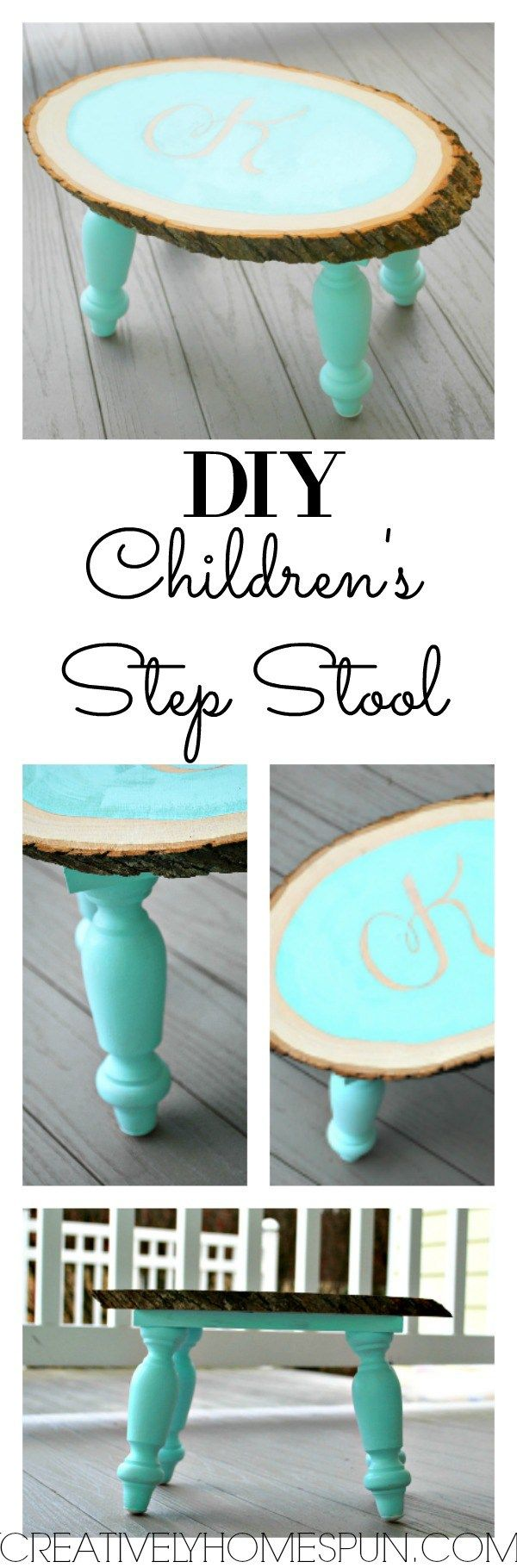 Diy make your own sand filled time out stool diy craft projects - Best 25 Step Stools Ideas On Pinterest Rustic Kids Step Stools Diy Stool And 2x4 Wood Projects