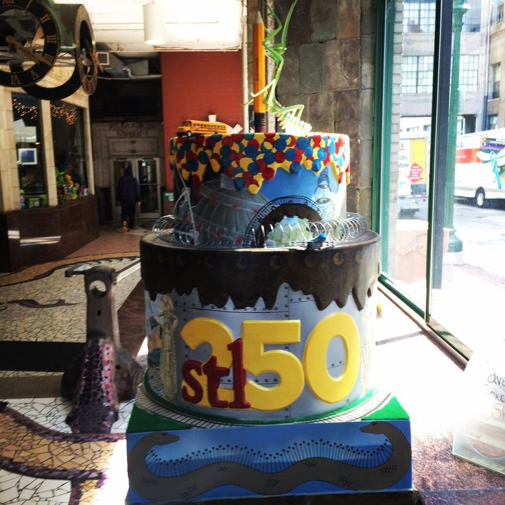 Best Birthday Cakes In St Louis Mo