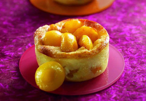 Clafoutis aux mirabelles de LorraineVoir notre recette du clafoutis aux mirabelles de Lorraine