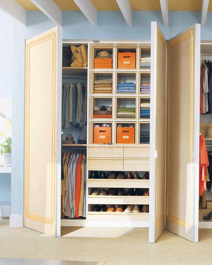 A Call to Order: Maximizing Your Closet Space. Maximize Closet  SpaceOrganize Small ...