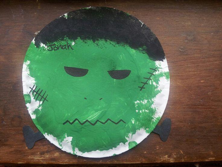 Preschool Craft Activities For Halloween