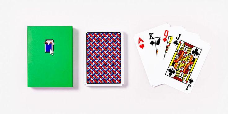 Ver Crean una baraja de cartas inspirada en el mítico Solitario de Windows