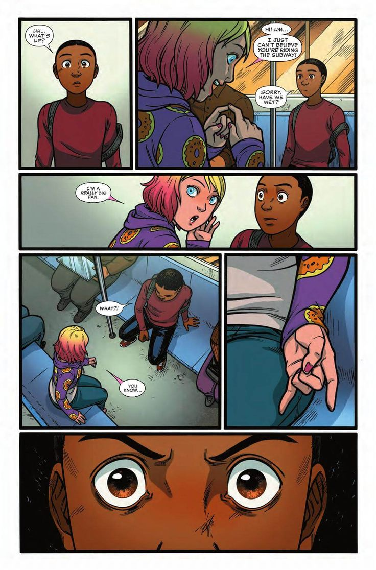 Preview: Gwenpool #5, Story: Christopher Hastings Art: Irene Strychalski Cover: Stacey Lee Publisher: Marvel Publication Date: August 17th, 2016 Price: $3.99  ...,  #All-Comic #All-ComicPreviews #ChristopherHastings #Comics #Gwenpool #IreneStrychalski #Marvel #previews #STACEYLEE