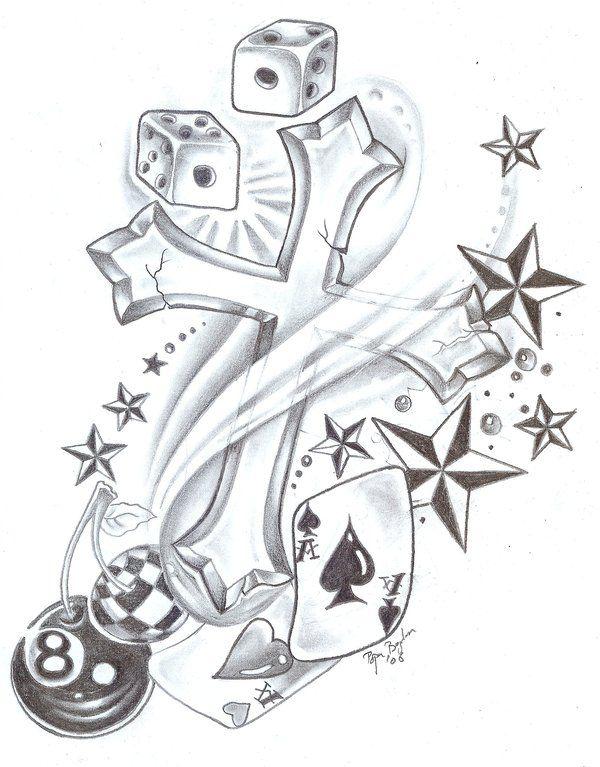 28 best new school tattoo stencils images on pinterest tattoo stencils design tattoos and - Dessin new school ...