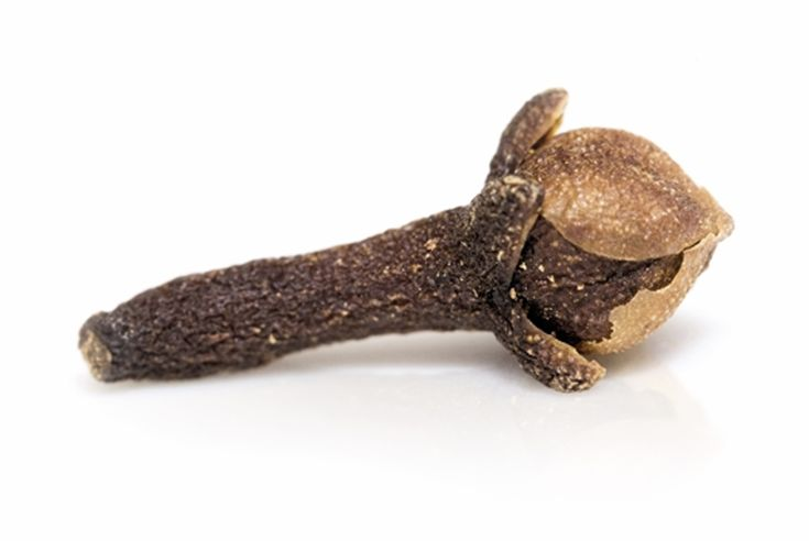 Clove: Chew one every evening to kill the parasites in your body.
