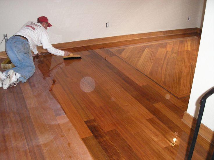 floor our work refinishing restoring and installing hardwood floors in modern flooring madison wi