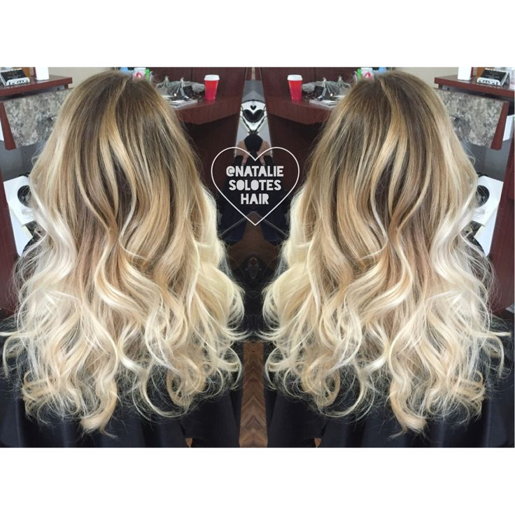 how to make loose waves with curling iron
