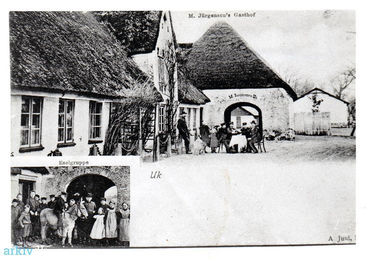 arkiv.dk | Uge Bygade 7 Den gamle kro