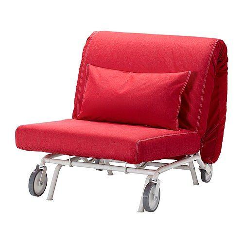 Ikea Ps H 197 Vet Chair Bed Vansta Red