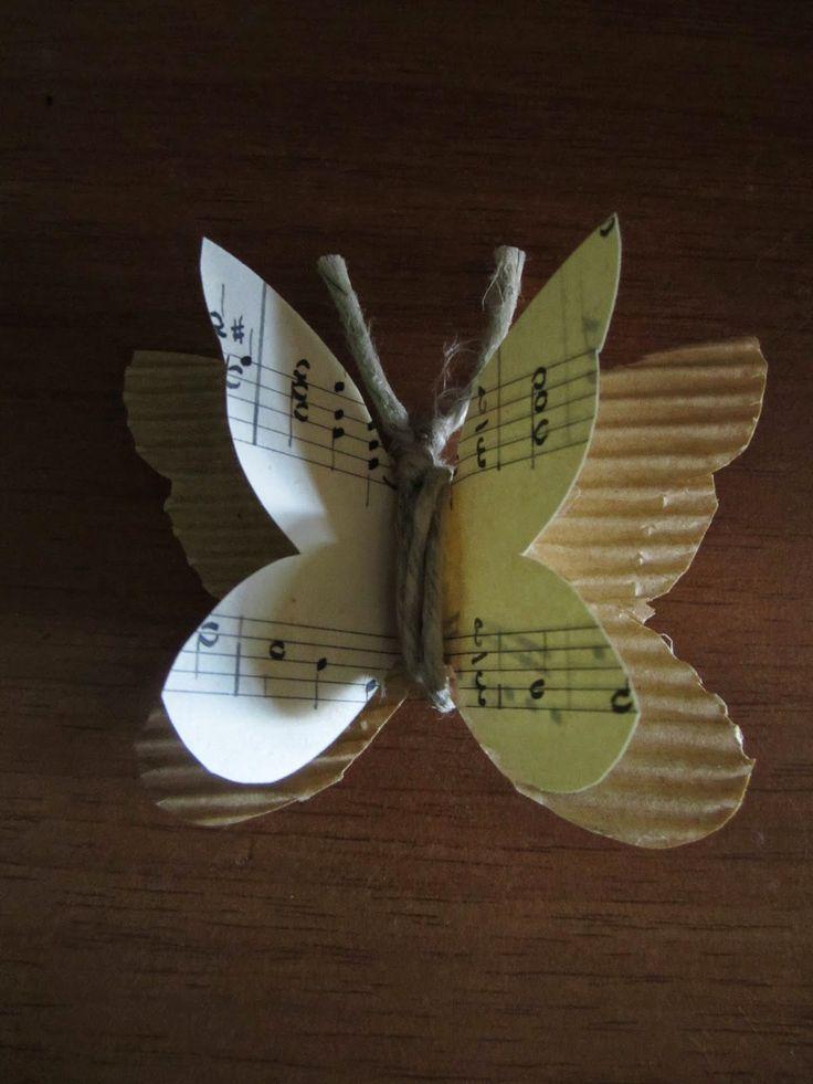 Per decorare una scatola regalo     2 o 3 strati di carta     il primo di carta cannettata (imballaggio delle fette biscottate)     per ...