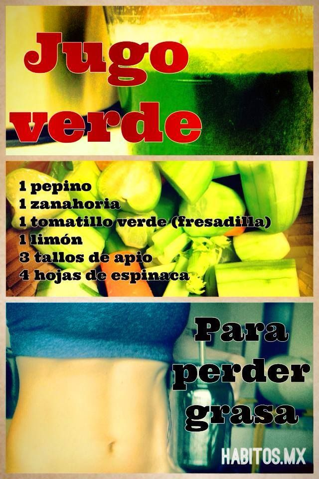116 best images about JUGOS VERDES on Pinterest