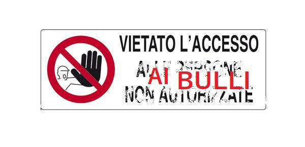 Il comune di Palermo prende spunto dal Le Iene. Ecco cosa è successo No al bullismo. Il Comune di Palermo con una delibera mette nero su bianco e prende provvedimenti per mettere un freno al fenomeno del bullismo. I protagonisti sono i più giovani e il luogo indicato  #cyberbullismo #adolescenti #italia
