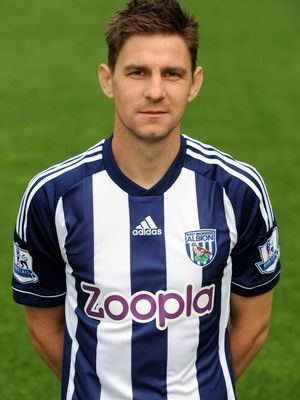 Zoltan Gera from Hungary. West Bromwich Albion