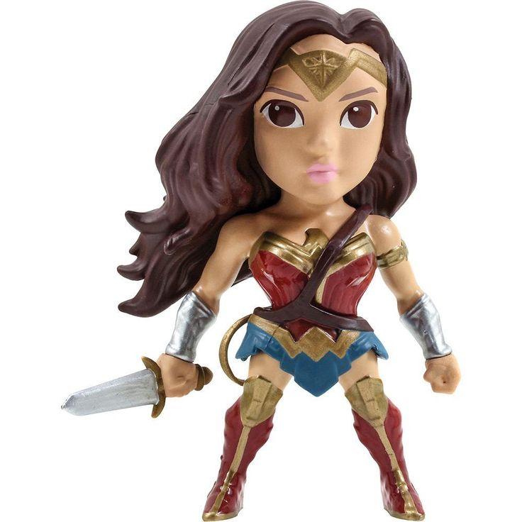 Boneco Mulher Maravilha Metals Die Cast DTC - DTC Toys com o melhor preço é no…