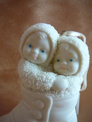 160 Best Snow Babies Images On Pinterest Christmas Deco