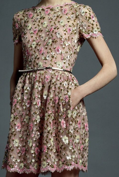 Valentino Resort 2013 Lookbook