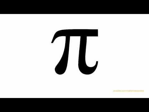 How to Calculate Pi, Archimedes' Method - YouTube