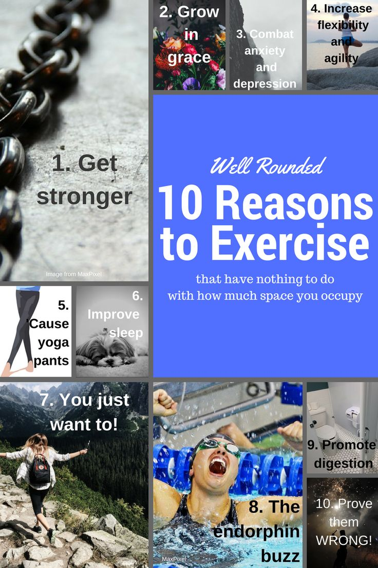 Motivation Matters! 10 better reasons to exercise than to simply lose weight. A Softer Shade of Red.