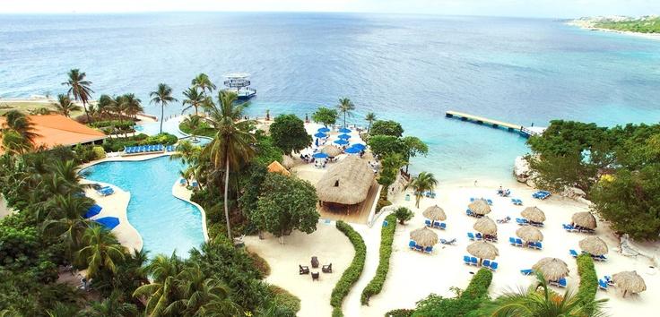 Hilton Hotel, Curaçao.