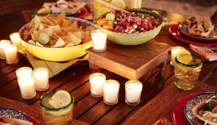 Mojitos & Tacos party.....