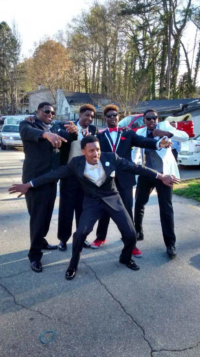 Prom Boys 2015